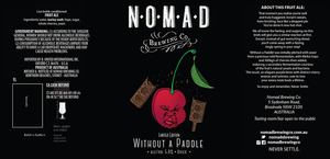 Nomad Brewing Co. Without A Paddle