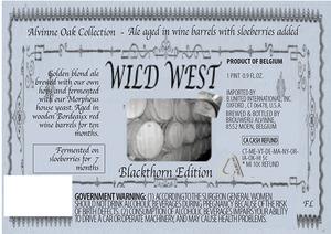 Alvinne Oak Collection Wild West Blackthorn Edition