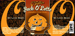 O'fallon Jack O' Latte - Bottle / Can - Beer Syndicate