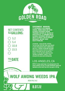 Wolf Among Weeds Ipa