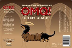 Frankenmuth Oh My Quad Belgian Style Quadrupel