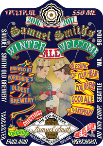 Samuel Smith Winter Welcome Le