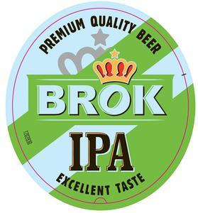 Brok IPA