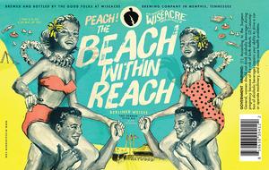 Peach! The Beach Within Reach