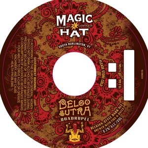 Magic Hat Belgo Sutra