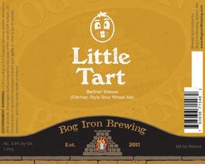 Bog Iron Brewing Little Tart