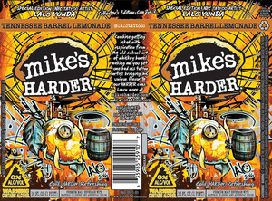 Mike's Harder Tennessee Barrel Lemonade