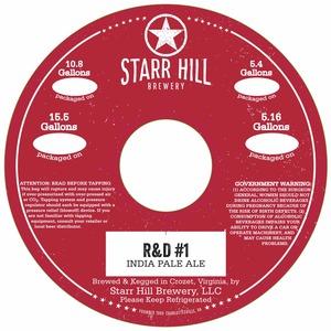 Starr Hill R & D #1
