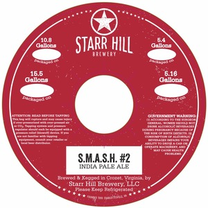 Starr Hill S.m.a.s.h. #2