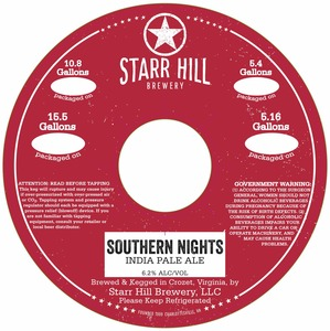 Starr Hill Southern Nights