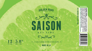 Saison Key Lime