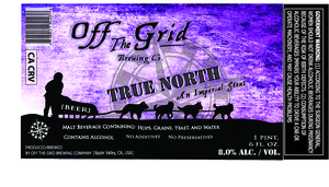 Off The Grid Brewing Co. True North