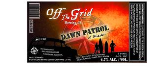 Off The Grid Brewing Co. Dawn Patrol