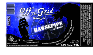 Off The Grid Brewing Co. Hawsepipe