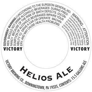 Victory Helios Ale