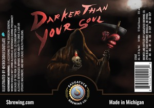 Saugatuck Brewing Company Darker Than Your Soul