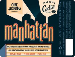 Olde Hickory Brewery Manhattan