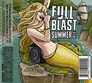 Fish Tale Ales Full Blast Summer