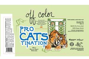 Off Color Brewing Procatstination