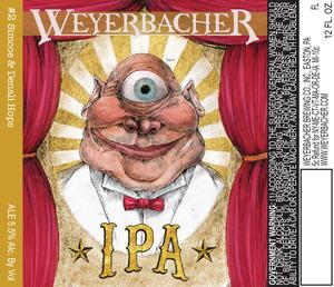 Weyerbacher IPA #2