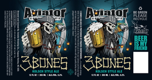 Aviator Brewing Company 3 Bones