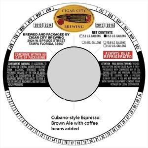Cubano Espresso