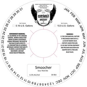 Carson's Brewery Smoocher