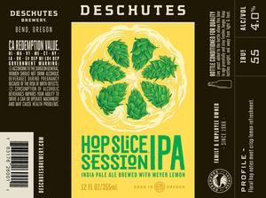 Deschutes Brewery Hop Slice