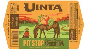 Uinta Brewing Company Pit Stop