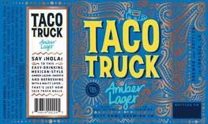 Taco Truck Amber Lager