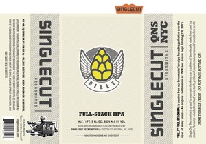 Billy Full-stack Iipa