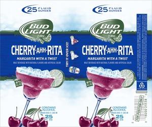 Bud Light Lime Cherry-ahh-rita