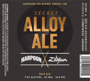 Harpoon Secret Alloy