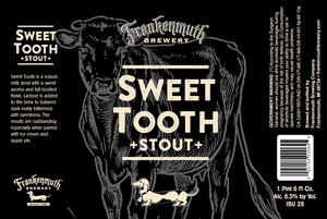 Frankenmuth Sweet Tooth Stout