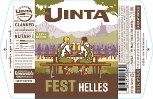Uinta Brewing Co Fest