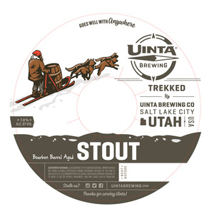 Uinta Brewing Co Stout