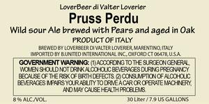 Loverbeer Di Valter Loverier Pruss Perdu