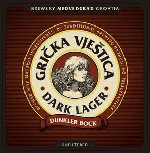 Pivovara Medvedgrad Gricka Vjestica - Gricka Witch