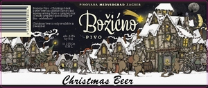 Pivovara Medvedgrad Bozicno Pivo Christmas Beer