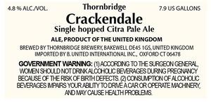 Thornbridge Crackendale