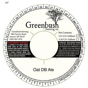 Greenbush Brewing Co. Oat Db