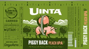 Uinta Brewing Co Piggy Back
