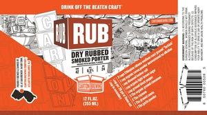 Carton Brewing Co. Rub
