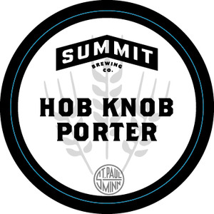 Summit Brewing Company Hob Knob Porter