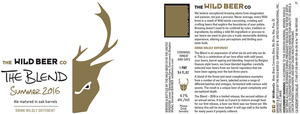 The Wild Beer Co The Blend Summer