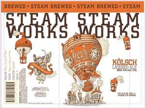 Steamworks Kolsch