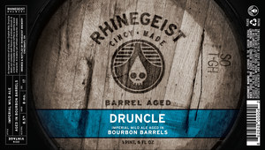 Barrel Aged Druncle