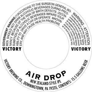 Victory Air Drop