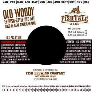 Fish Tale Ales Old Woody