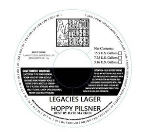 Legacies Lager